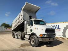 2007 Sterling L9500 Tri-Axle Dump Truck