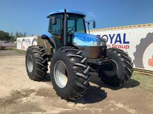 2014 New Holland TS6. 120HC 4x4 Tractor
