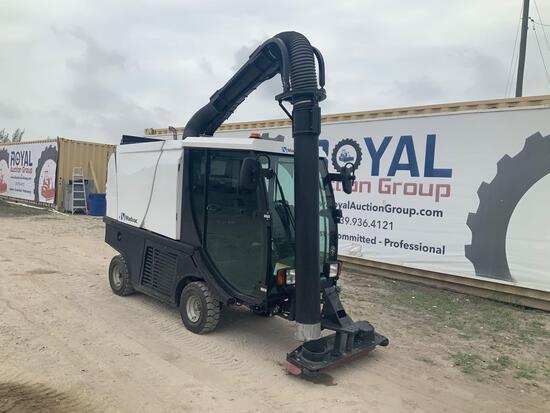 2017 Madvac LR100 Diesel Street Vacuum Sweeper
