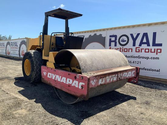 Dynapac CA251D Articulated Smooth Drum Vibratory Roller