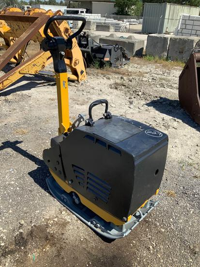 2017 Bomag BPR 50/55 D/E Reversible Plate Compactor