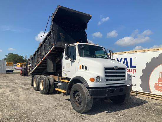2001 Sterling M7500 T/A Dump Truck