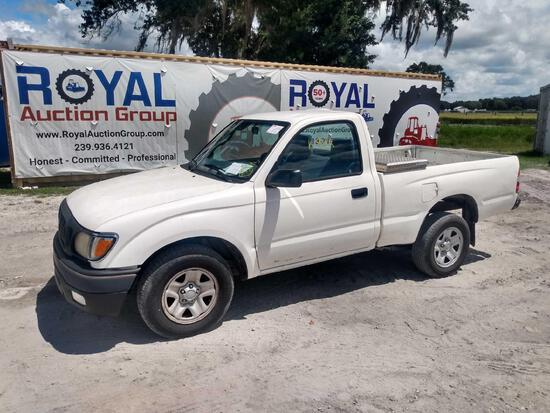2003 Toyota Tacoma Pickup Truck