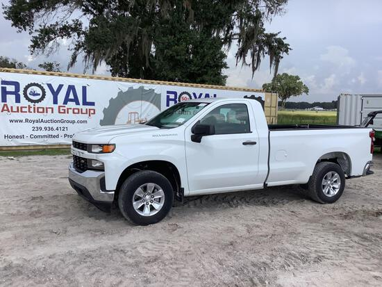 2020 Chevrolet Silverado Pickup Truck