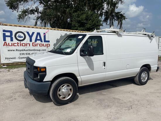 2013 Ford E-250 3-Door Cargo Van