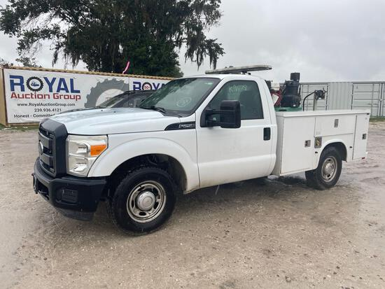 2014 Ford F-250 Service Truck