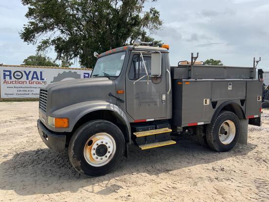 1991 International 4600 Service Truck