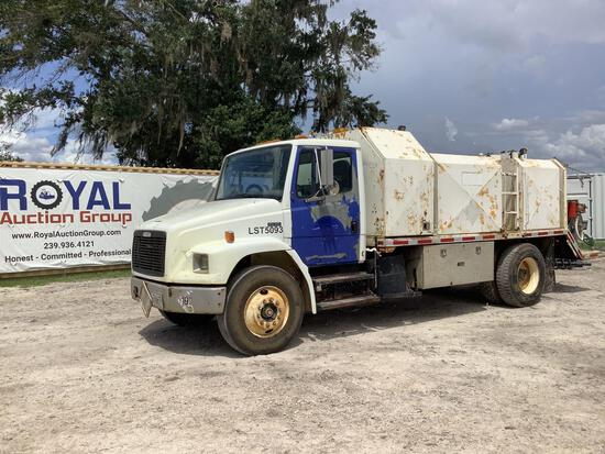 1998 Freightliner FL70 Fuel and Lube Truck