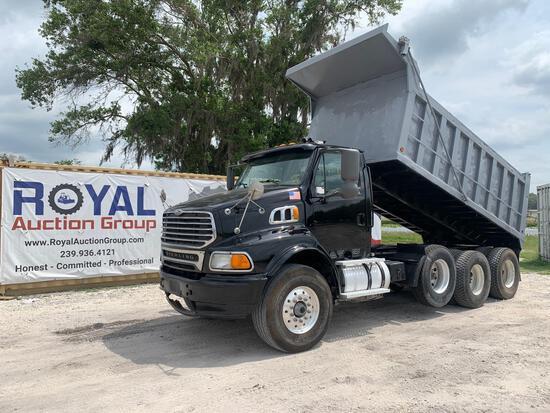 1997 Ford AT9513 Aeromax 113 Tri-Axle Dump Truck