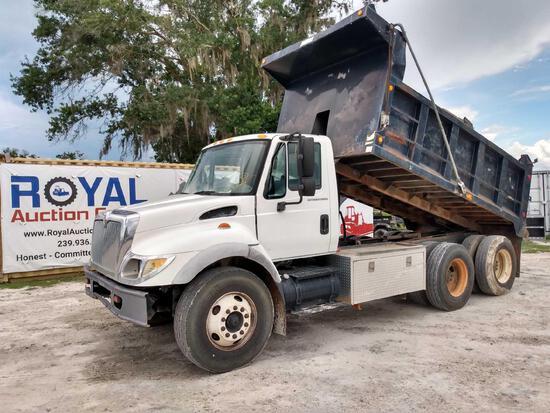2006 International 7400 T/A Dump Truck