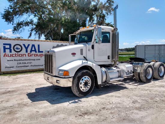 2006 Peterbilt 385 Wetkit T/A Daycab Semi Truck Tractor