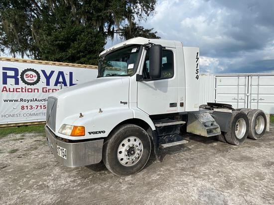 2001 Volvo VNM T/A Daycab Truck Tractor