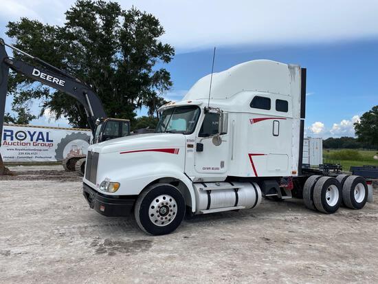2007 International 9400i Sleeper Truck Tractor