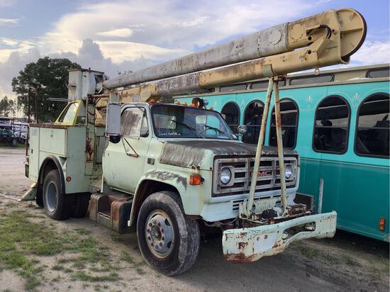 1987 GMC C7000 40FT Bucket Truck