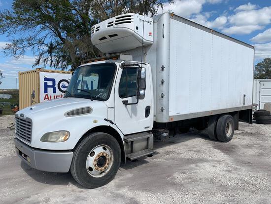 2005 Freightliner M2 Reefer 20Ft Box Truck