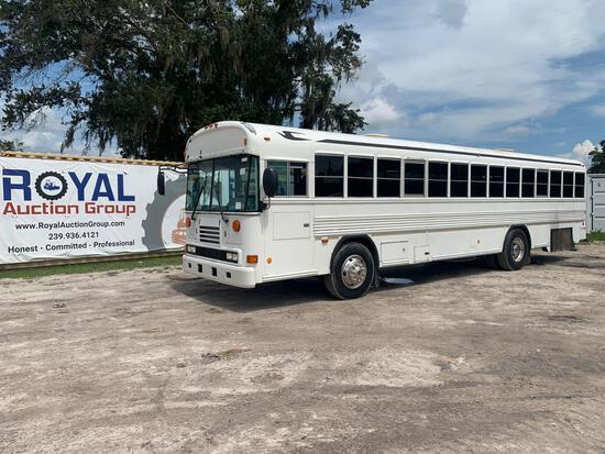 2007 Blue Bird All American Passenger Bus