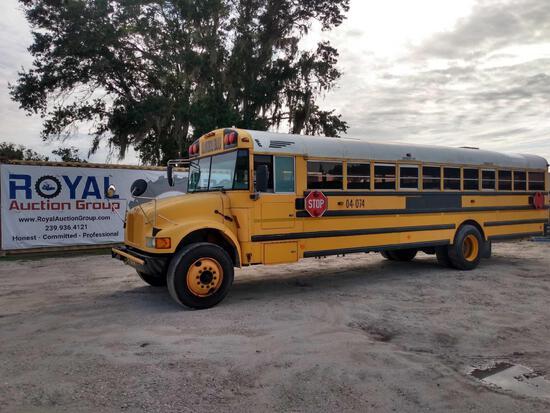 2004 IC Corporation 3000IC 66 Passenger Bus