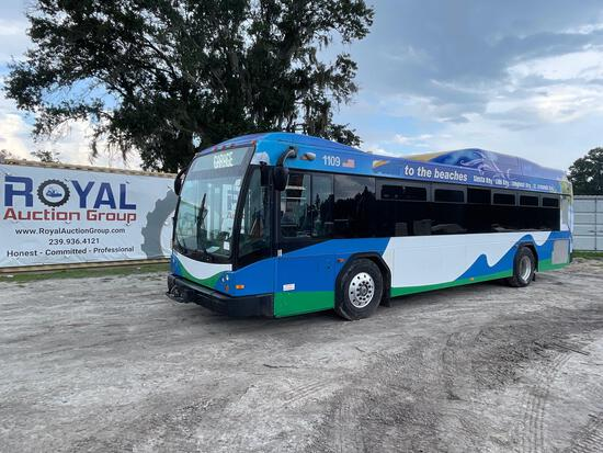 2011 Gillig Low Floor 30+41 Double Entry Passenger Bus