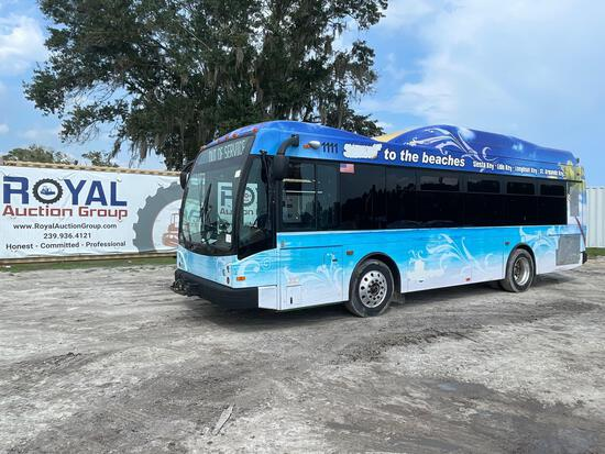 2011 Gillig Low Floor 23+6 Passenger Bus