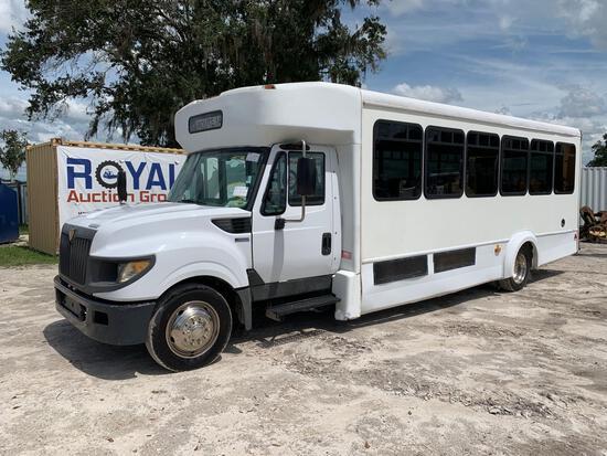 2013 IC Corporation PC805 30 Passenger Shuttle Bus