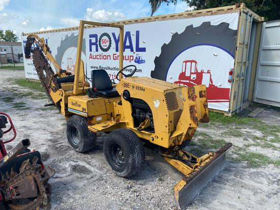 Vermeer V-3550a 4x4 Trencher