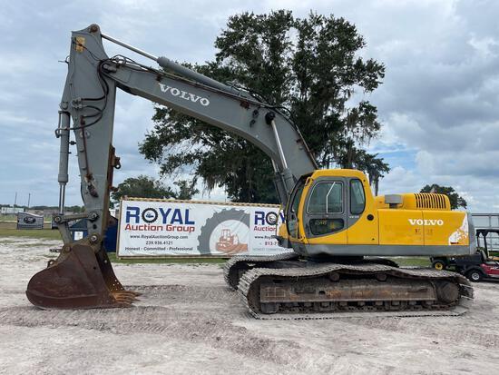 2000 Volvo EC360 LC Hydraulic Excavator