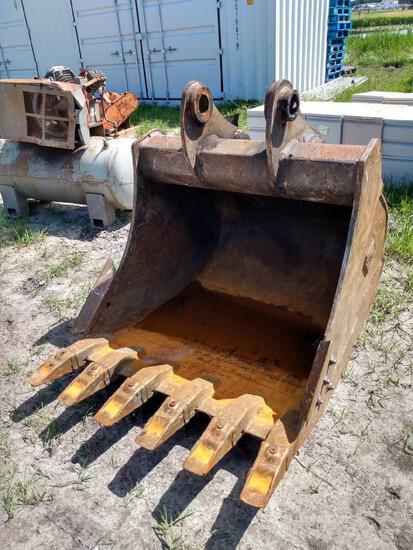 Hensley SK210 1.57Cu Yd Excavator Digging Bucket