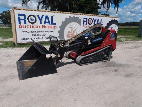 2019 Toro Dingo TXL2000 Telescopic Compact Skid Steer Track Loader