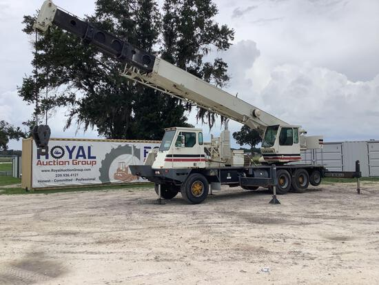 Koehring Lorain MCH 230E 30Ton Highway Truck Crane