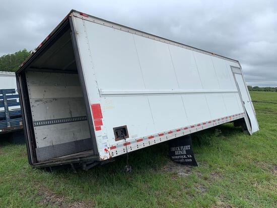 26FT Box Truck Body