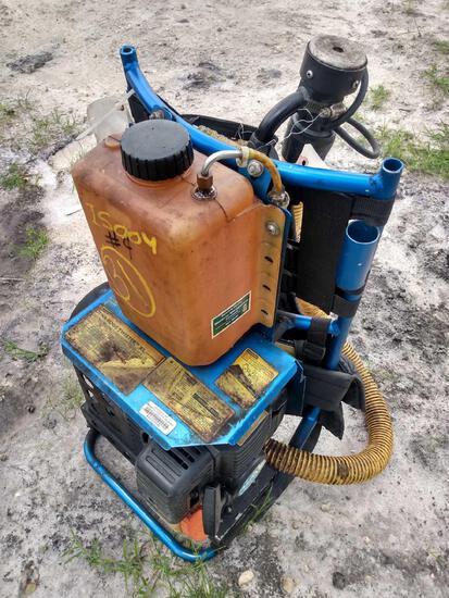 Dyna-Fog Twister XL Backpack Mosquito Fog Sprayer