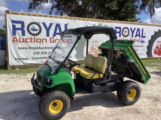 John Deere Gator HPX 4x4 Dump Utility Cart