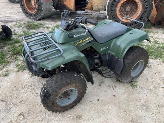 Kawasaki Bayou 250 ATV