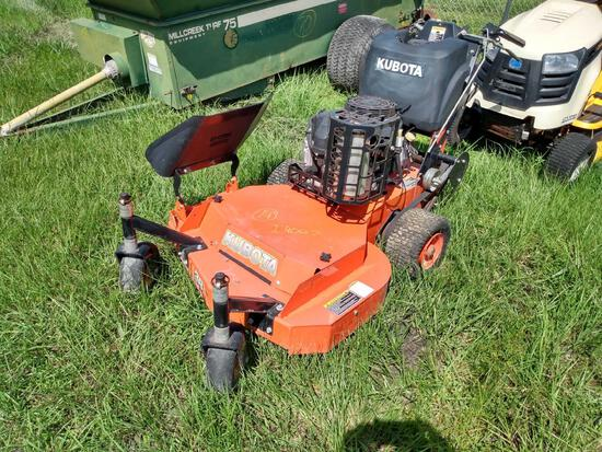 2015 Kubota WG14-36 Self Propelled Commercial Mower