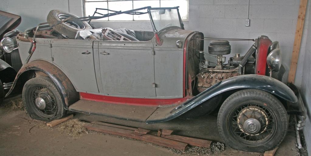 Collector Car & Antiques Auction
