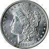1881-O MORGAN DOLLAR