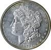 1878 8TF MORGAN DOLLAR
