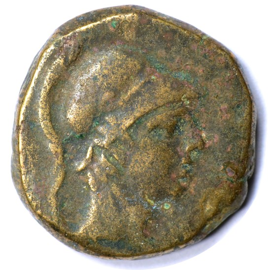 ANCIENT GREECE - PONTUS COIN - 2nd to 1st CENTURY BC