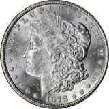 1878-CC MORGAN DOLLAR - UNCIRCULATED