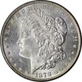 1878-CC MORGAN DOLLAR - UNCIRCULATED DETAILS
