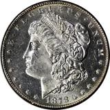 1878-S MORGAN DOLLAR - UNCIRCULATED