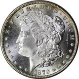 1879-S MORGAN DOLLAR - UNCIRCULATED