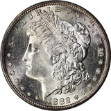 1882-S MORGAN DOLLAR - UNCIRCULATED
