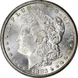 1883-CC MORGAN DOLLAR - UNCIRCULATED