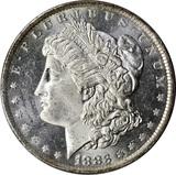 1883-O MORGAN DOLLAR - UNCIRCULATED