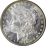 1885 MORGAN DOLLAR - UNCIRCULATED
