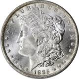 1885-O MORGAN DOLLAR - UNCIRCULATED