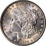 1886 MORGAN DOLLAR - UNCIRCULATED