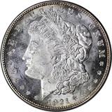 1921-D MORGAN DOLLAR - UNCIRCULATED