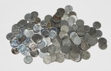 150 STEEL CENTS - OVER 1/3 ARE AU to UNC